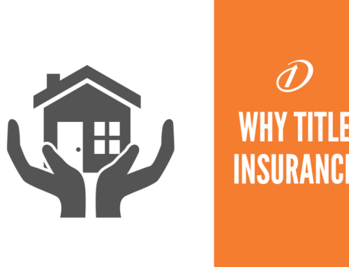 Title Insurance: Why it's necessary